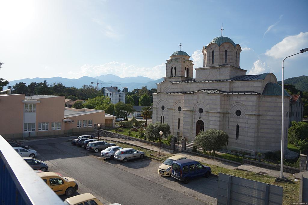 Церковь Саввы Сербского