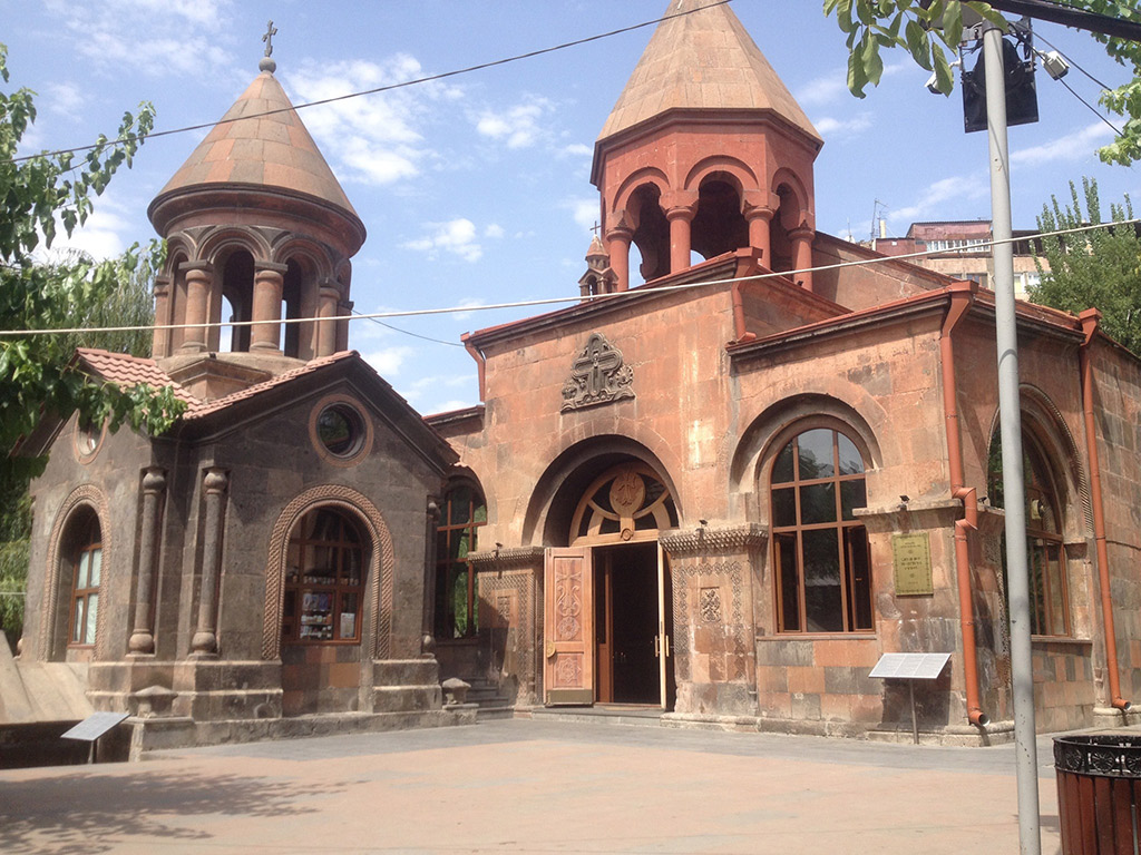 Церковь Зоравор