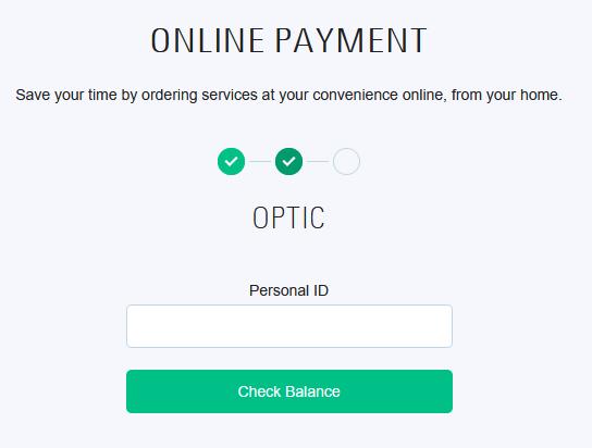 Проверка баланса на сайте Silknet.